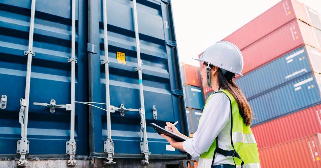 Cuidados no carregamento de container frigorífico